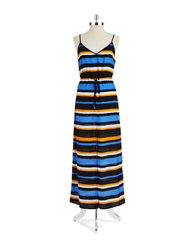 MICHAEL MICHAEL KORSStriped Maxi Dress
