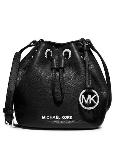 MICHAEL MICHAEL KORSJules Leather Drawstring Crossbody Bag
