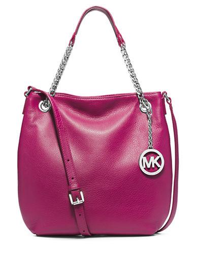 MICHAEL MICHAEL KORSJet Set Chain Leather Shoulder Bag