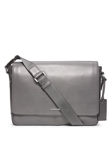MICHAEL KORSWarren Leather Large Messenger Bag