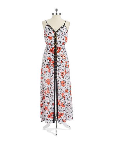 Shop Michael Michael Kors online and buy Michael Michael Kors Daisy Maxi Dress dress online