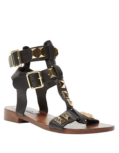 STEVE MADDENPerfek Leather Sandals