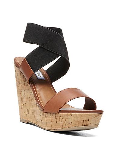STEVE MADDENRoperr Wedge Sandals