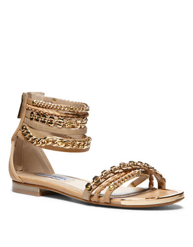 STEVE MADDENLawful Synthetic and Chain Sandals