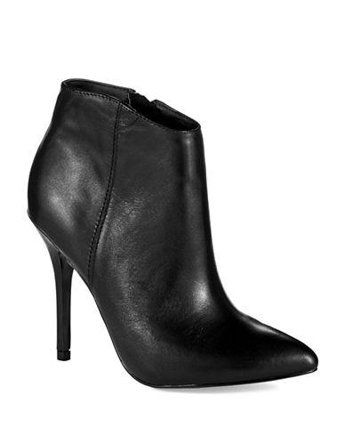 STEVE MADDENGrand Leather Boot