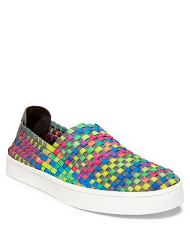 STEVE MADDENExx Woven Sneakers