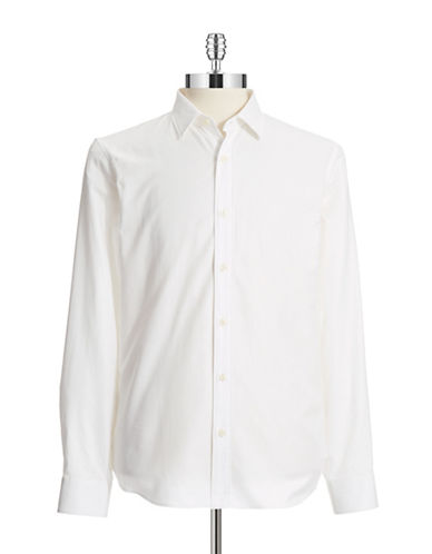 MICHAEL KORS Tailored Fit Sport Shirt