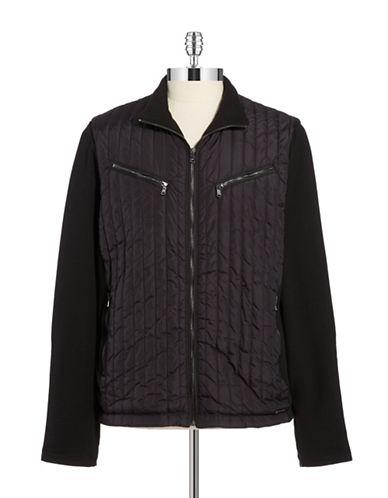 MICHAEL KORSContrast Quilted Jacket