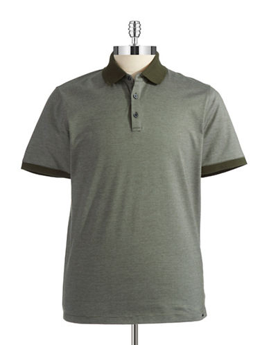 MICHAEL KORS Short Sleeve Polo