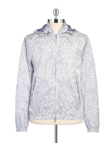 michael kors male floral ripstop jacket