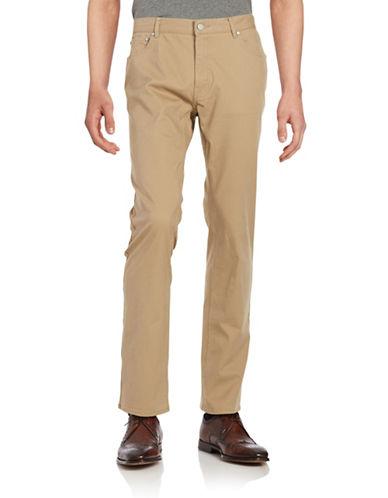 michael kors male straightleg pants
