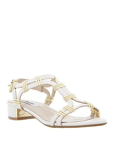 DUNE LONDONFaith Block Heel Sandals