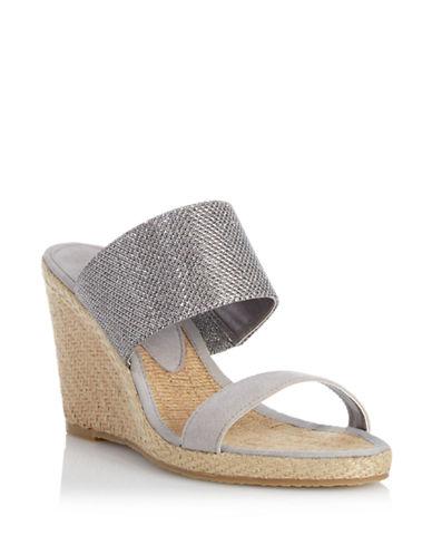 DUNE LONDONKaleesi Espadrilles Wedge Sandals