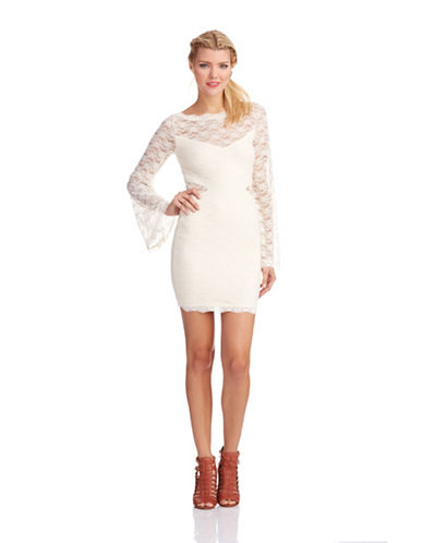 FREE PEOPLELovely in Lace Dress