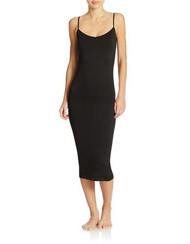 Shop Free People online and buy Free People Tea Length Slip Dress dress online