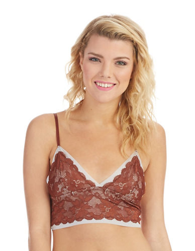 FREE PEOPLE Shimmy Ya Soft Bra