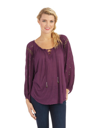 FREE PEOPLE Golden Nugget Tee