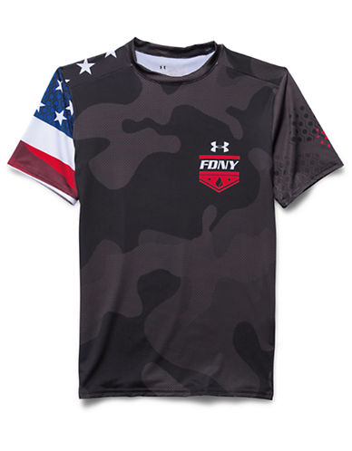 UNDER ARMOURFreedom FDNY Compression Tee