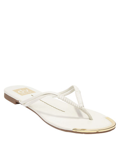 DV BY DOLCE VITADacy Faux Leather Sandals