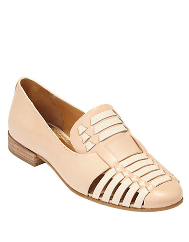 DOLCE VITACealey Leather Loafers