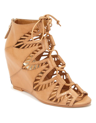 DOLCE VITAShandy Leather Wedges
