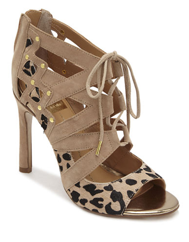 DV BY DOLCE VITASafia Suede Strappy Sandals