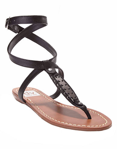 DV BY DOLCE VITAAdryna Faux Leather Sandals