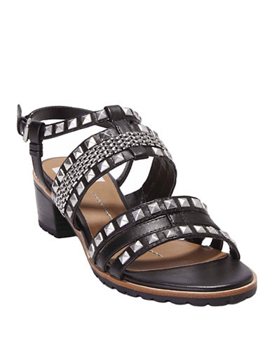 DV BY DOLCE VITA Korva Studded Lug-Sole Sandals