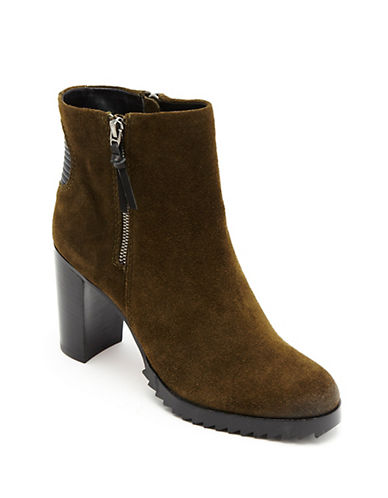 DV BY DOLCE VITA Icarus Leather Ankle Boots