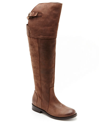 DV BY DOLCE VITALeroux Leather Knee-High Boots