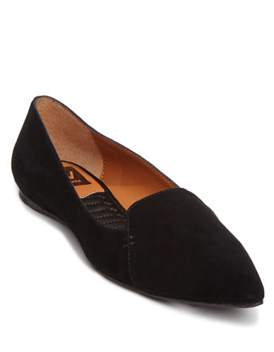 DV BY DOLCE VITA Lex Suede Flats