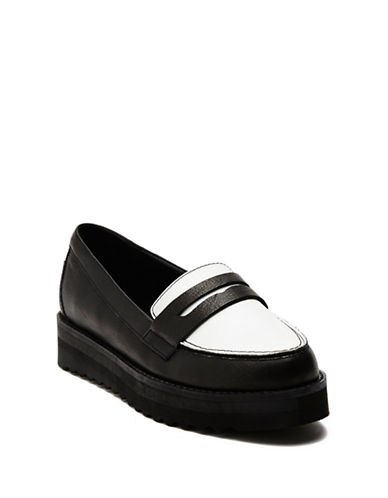 DV BY DOLCE VITA Masen Color-Block Loafers