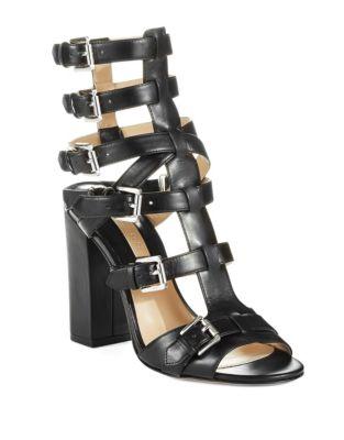 Michael Kors Paisley Gladiator Heels