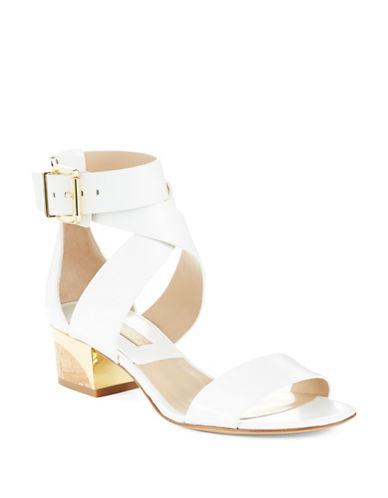 MICHAEL KORSTulia Metallic Sandals