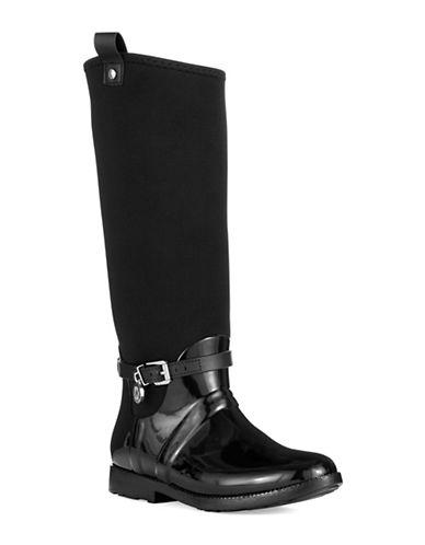 Shop Michael Michael Kors online and buy Michael Michael Kors Charm Stretch Rainboots shoes online