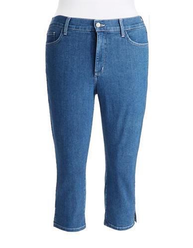 Nydj Plus Plus Hayden Cropped Jeans
