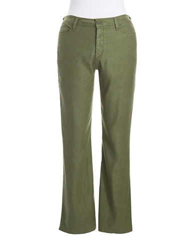 Nydj Plus Plus Wylie Trousers