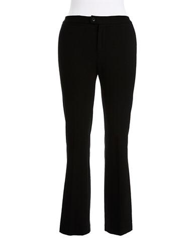 Nydj Plus Plus Ponte Trouser Pant