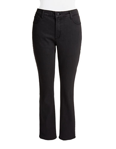 Nydj Plus Plus Lift Tuck Jeggings