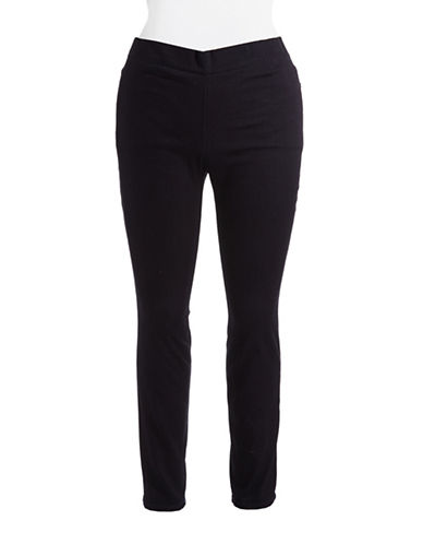 Nydj Plus Plus Stretch Waistband Jeggings