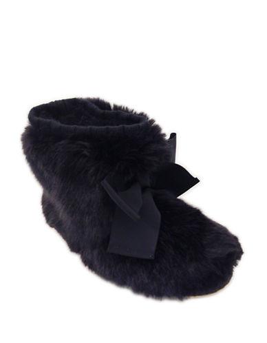 KATE SPADE NEW YORKFabian Faux Fur Booties