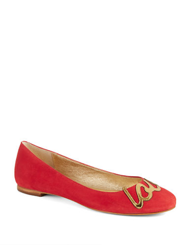 Kate Spade New York Julip Suede Flats