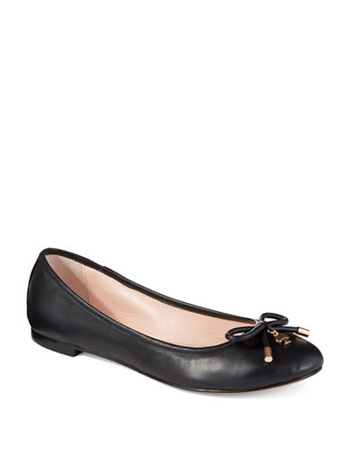 KATE SPADE NEW YORK Willa Leather Flats