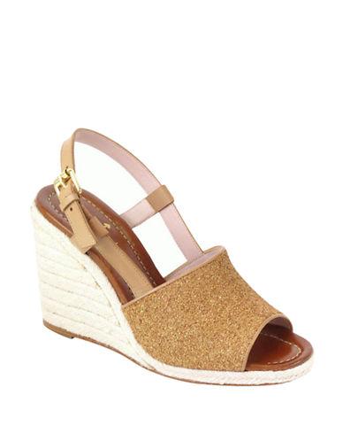 KATE SPADE NEW YORKBeacon Espadrille Wedge Sandals