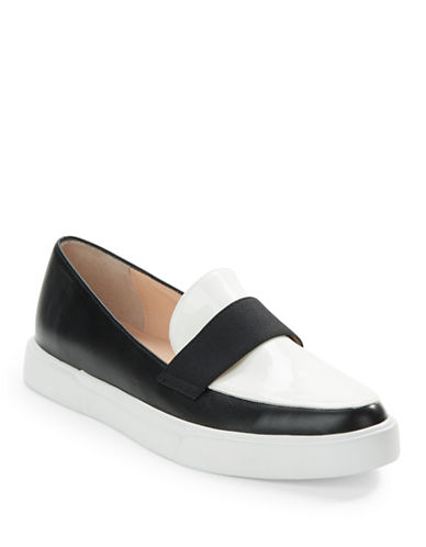 KATE SPADE NEW YORK Clove Leather Loafers