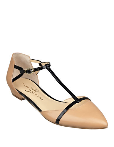 IVANKA TRUMPLagrand Leather Flats