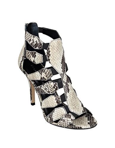 IVANKA TRUMPMarjory 2 Embossed Open-Toe Gladiator Sandals