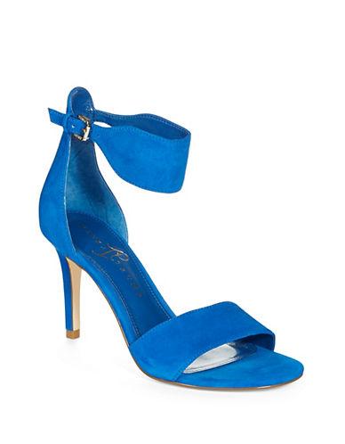 IVANKA TRUMPGelana Suede High-Heel Sandals