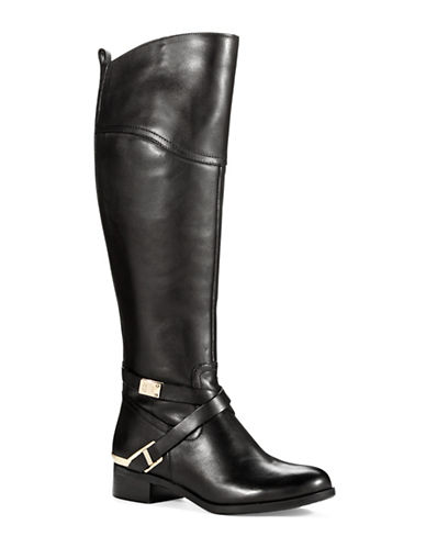 IVANKA TRUMPOrabell Wide Calf Riding Boots