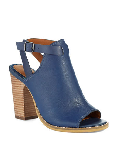 LUCKY BRAND Lubov Cut-Out Booties